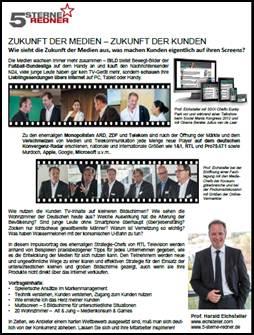 5-Sterne-Redner_Prof_Eichsteller_Thema Zukunft Medien Kunden