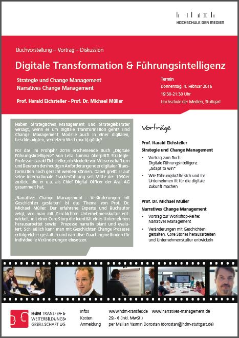 Digitale Transformation und Führungsintelligenz