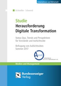 Aufsichtsratsstudie Digitale Transformation