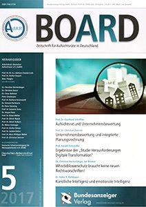 Publikation der Aufsichtsratsstudie