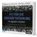 Cover Buch Fit für die Geschäftsührung im digitalen Zeitalter